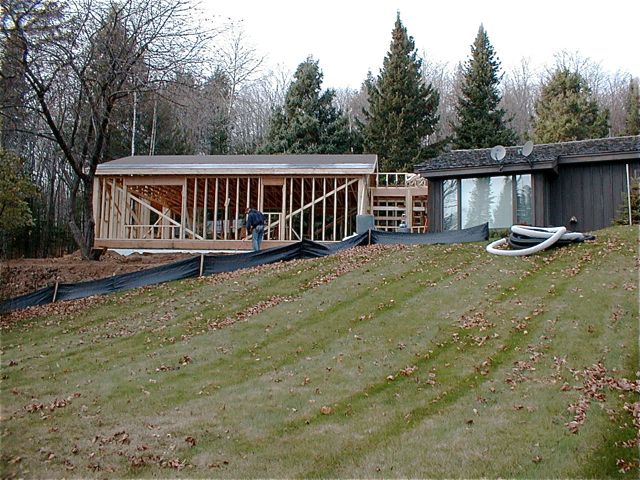 Custom home additions northern wi and upper mi Northern wisconsin home builders