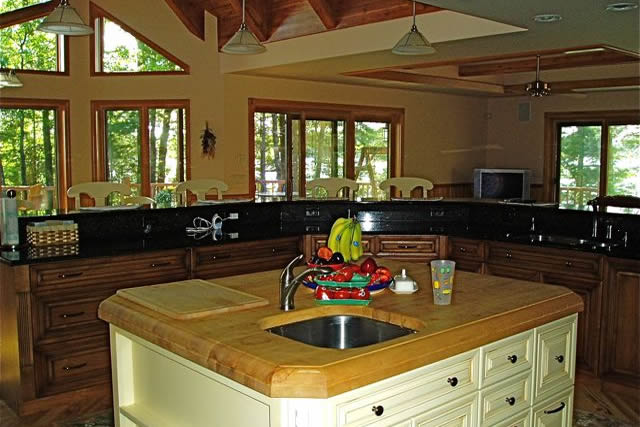 Photos of custom homes northern wi and mi Northern wisconsin home builders