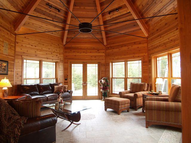 home interiors eagle river custom interior spaces. Black Bedroom Furniture Sets. Home Design Ideas