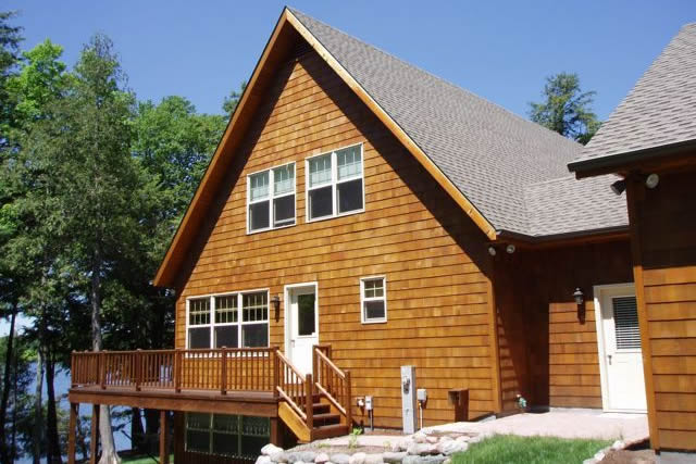 Northern wi upper mi new home design gallery for Northern wisconsin home builders