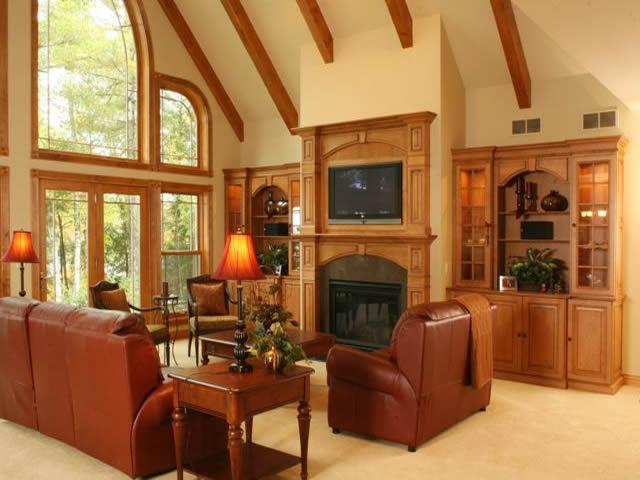 Custom home interiors iron county mi interior design for Custom home interiors charlotte mi