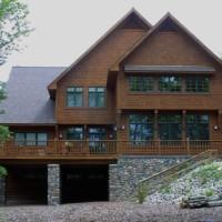 Northwoods Log Home Construction Log Cabin Builders