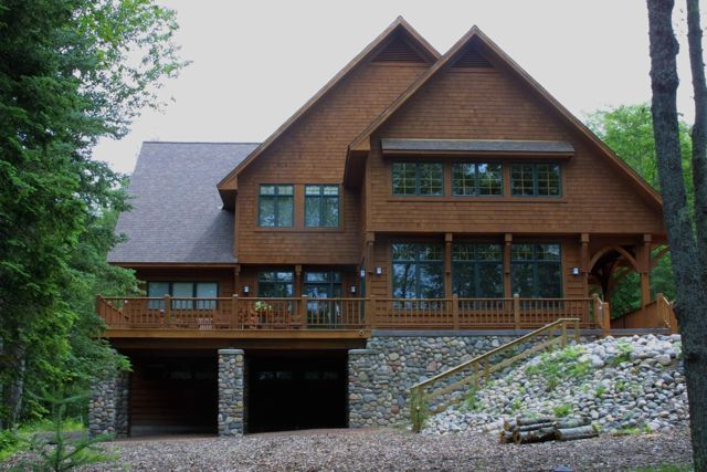 Making your dream home a reality Northern wisconsin home builders