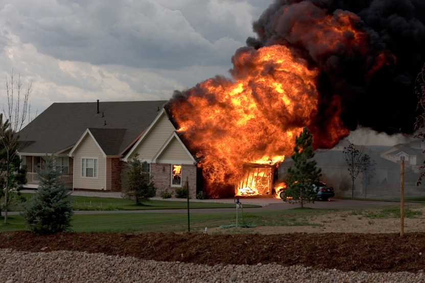 Learn how smoke alarm protection differs for How to protect your house from fire