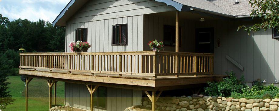 northern wisconsin home builders