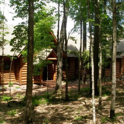 Log Home Construction in Phelps WI