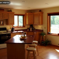 Building a Northern WI Kitchen Addition
