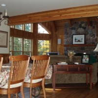 Upper MI and Northern WI Home Interiors