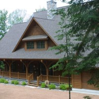 Northwoods - Wood Siding & Home Designs - Conover WI