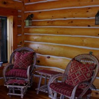 Log Home Contractor in Eagle River WI