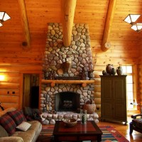 Custom Log Homes in the Northwoods of WI